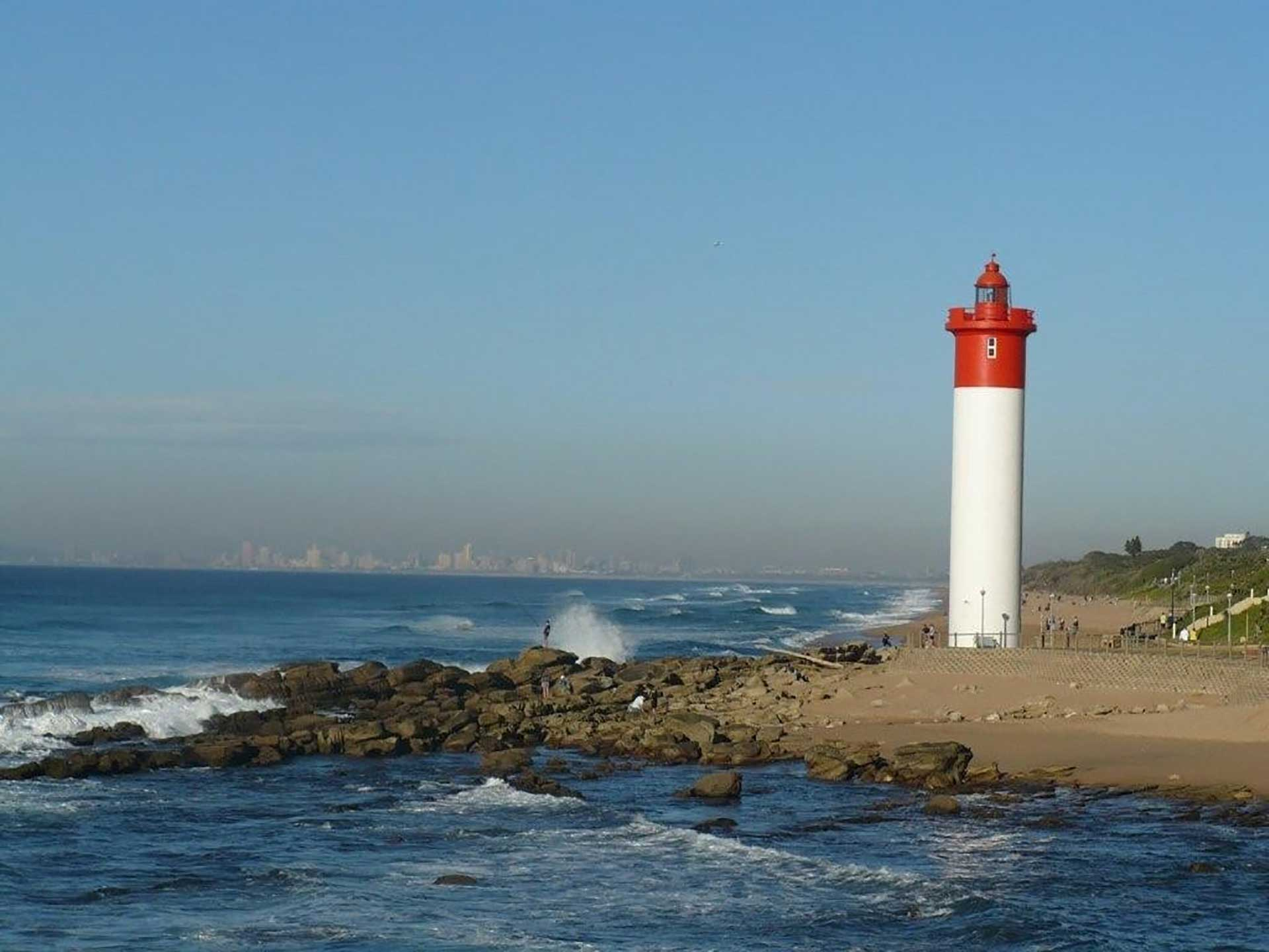 The Iconic Umhlanga Lighthouse