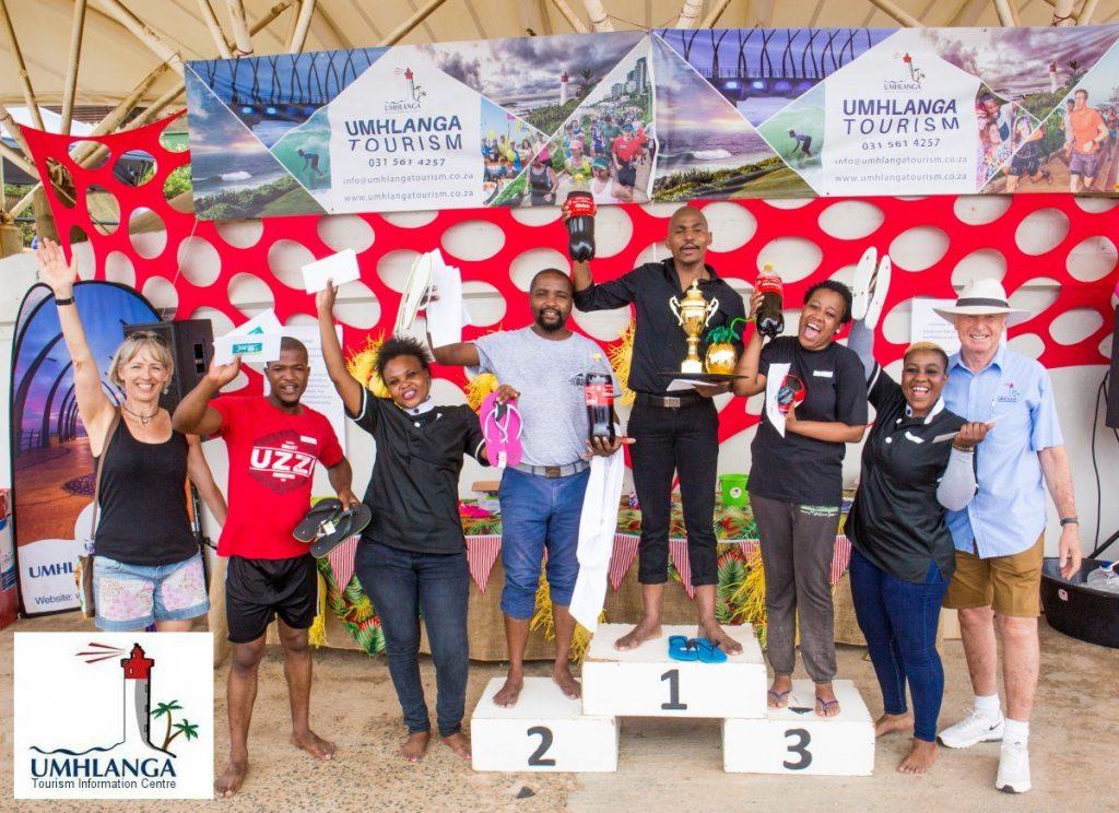 Waitronathon Winners
